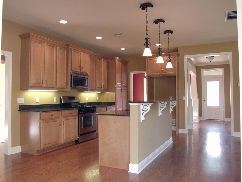 Keystone ii pridgen homes for Keystone kitchens
